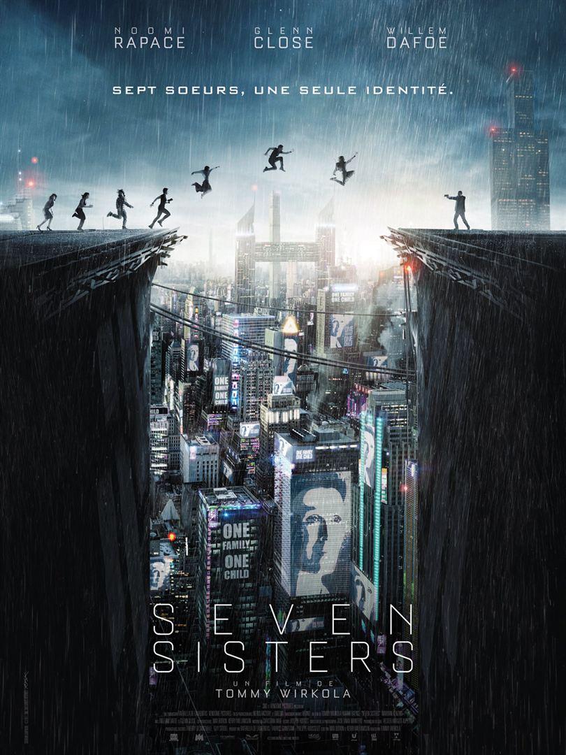 Seven Sisters en location dvd et bluray