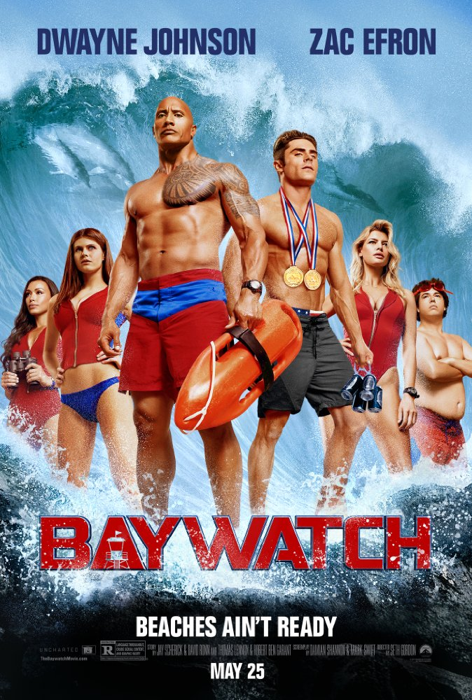 Baywatch à louer en DVD