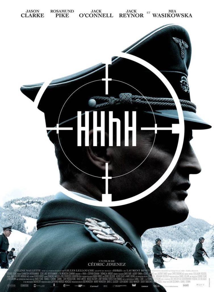 HHhH en location en DVD