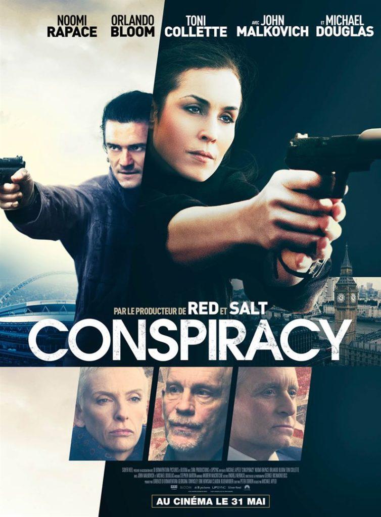 Conspiracy à louer en DVD