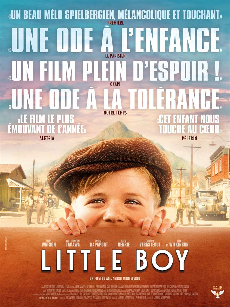 Little Boy en DVD