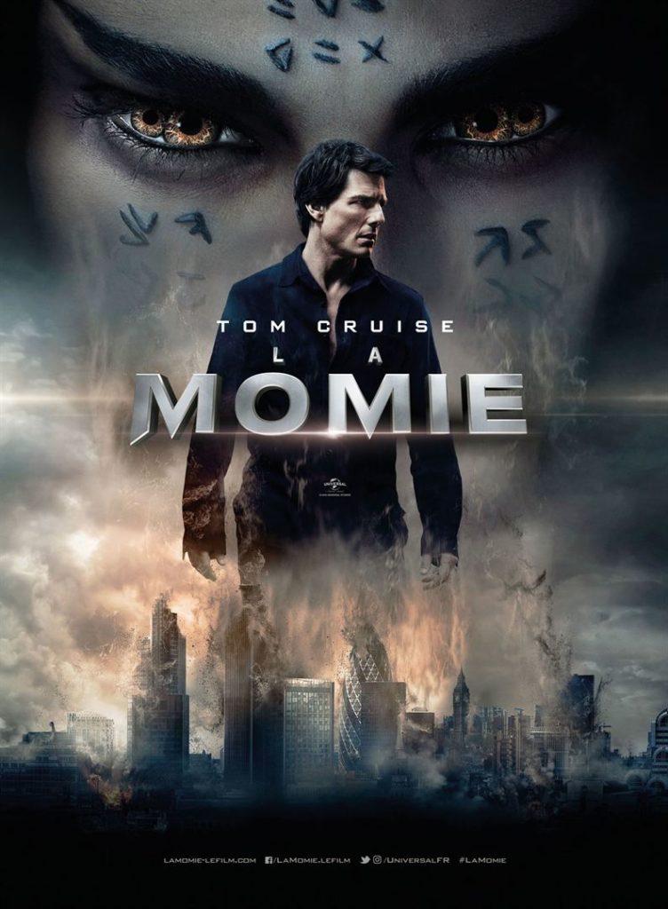 La momie à louer en dvd
