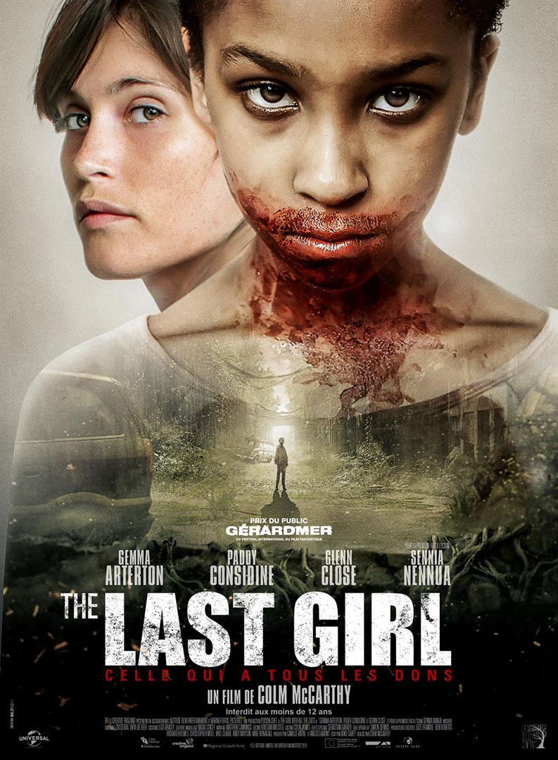 The Last Girl – Celle qui a tous les dons en location en dvd