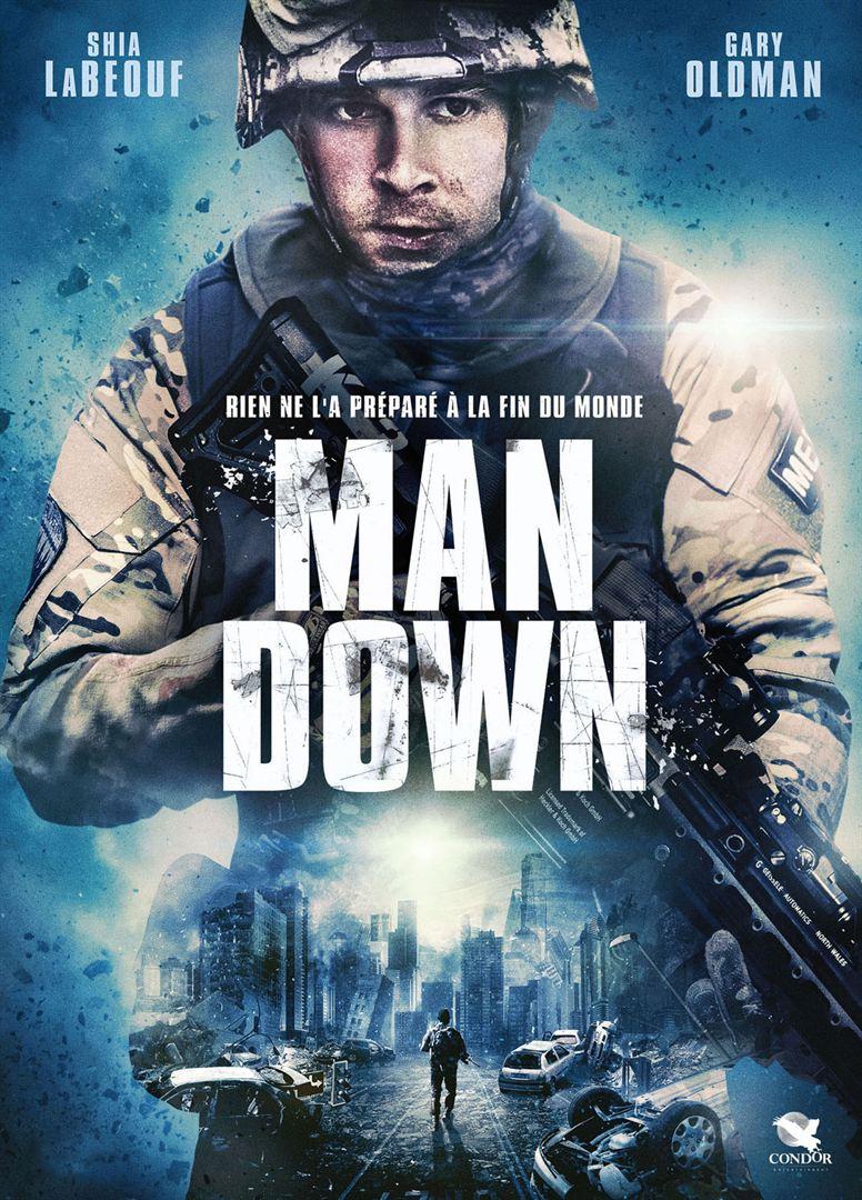 Man Down à la location en dvd