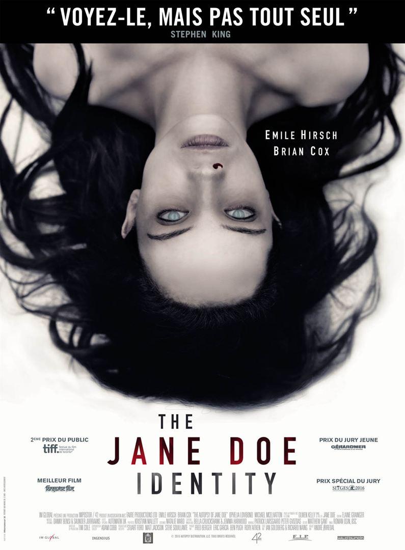 The jane doe identity à louer en DVD