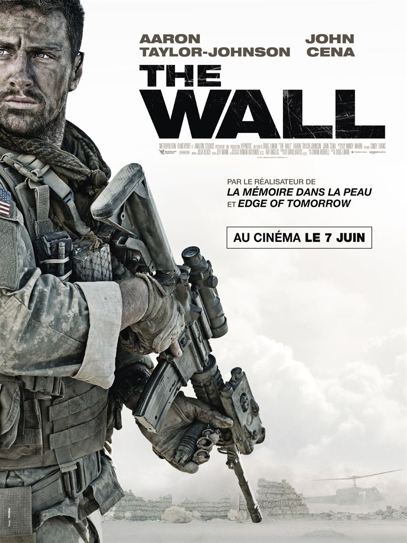 The wall à louer en dvd