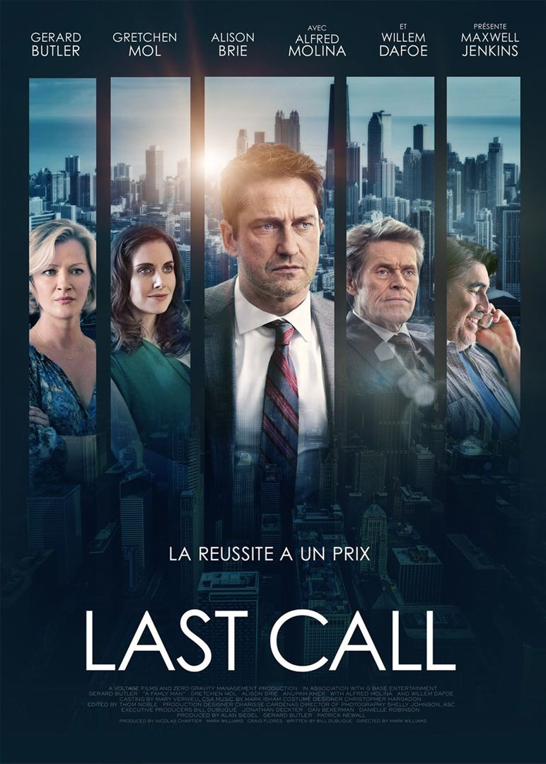 Last Call à la location en dvd