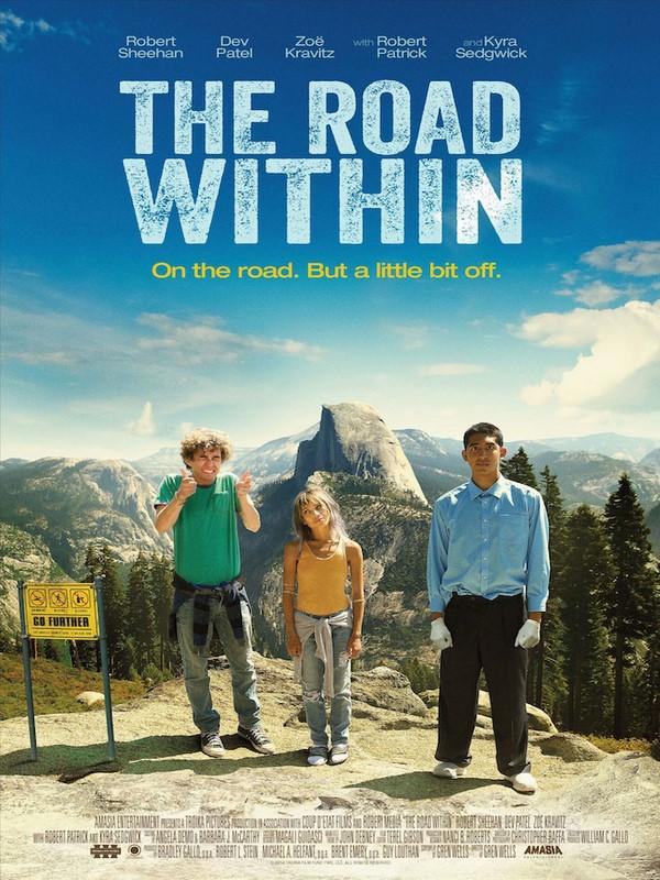 The Road Within à la location en dvd