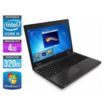 pc portable hp probook 6460 b à la vente