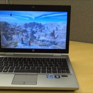 Pc hp elitebook 2570p core i7 a 2.90ghz ssd 128go