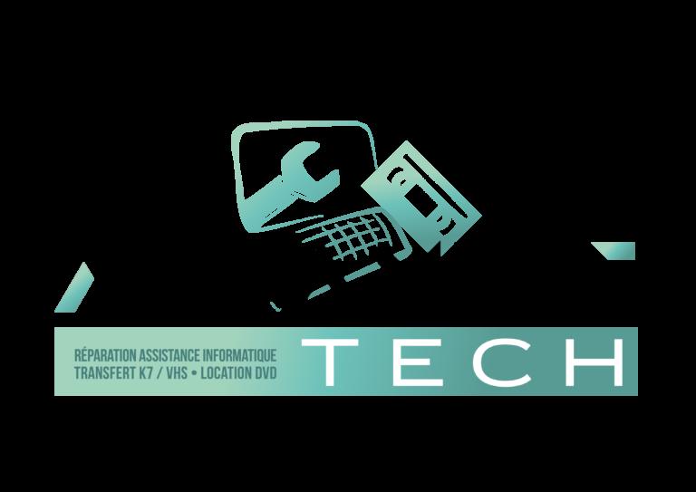 atlantis tech logo réparation assistance informatique