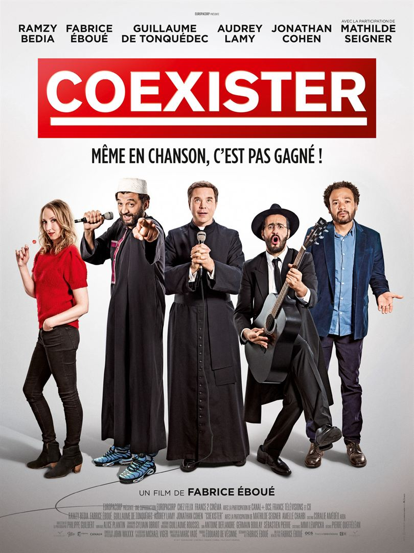Coexister à la location en dvd