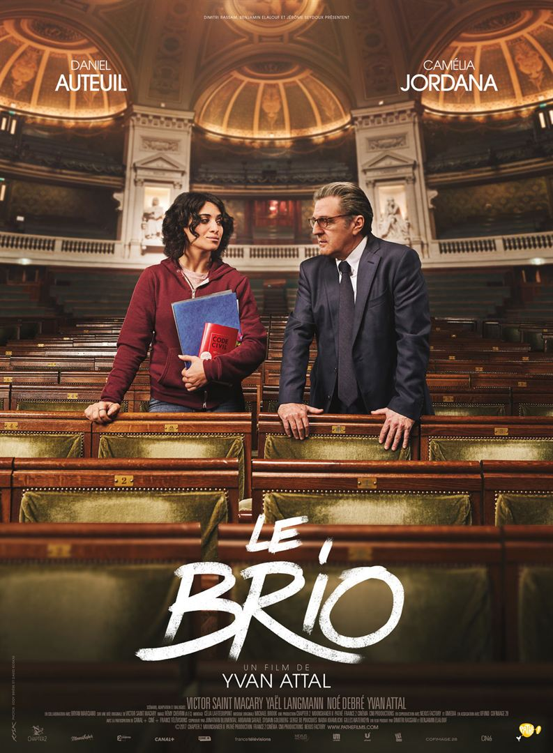 Le brio en location dvd