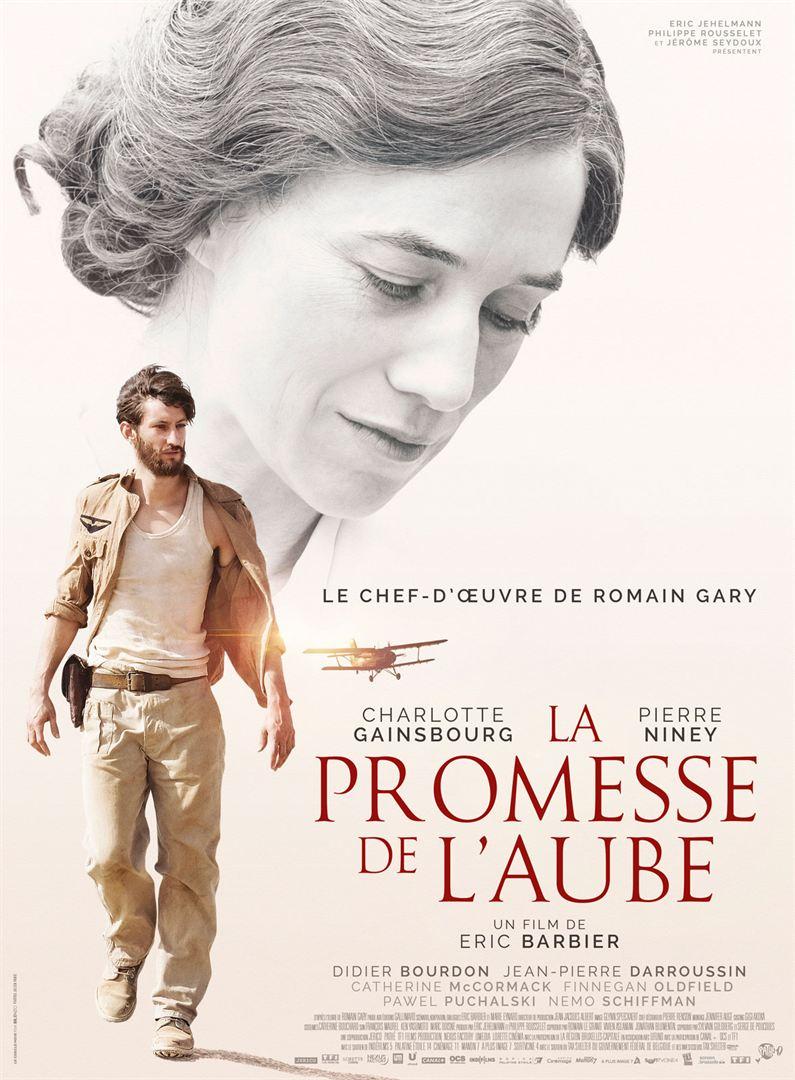 Le promesse de l'aube à la location en dvd
