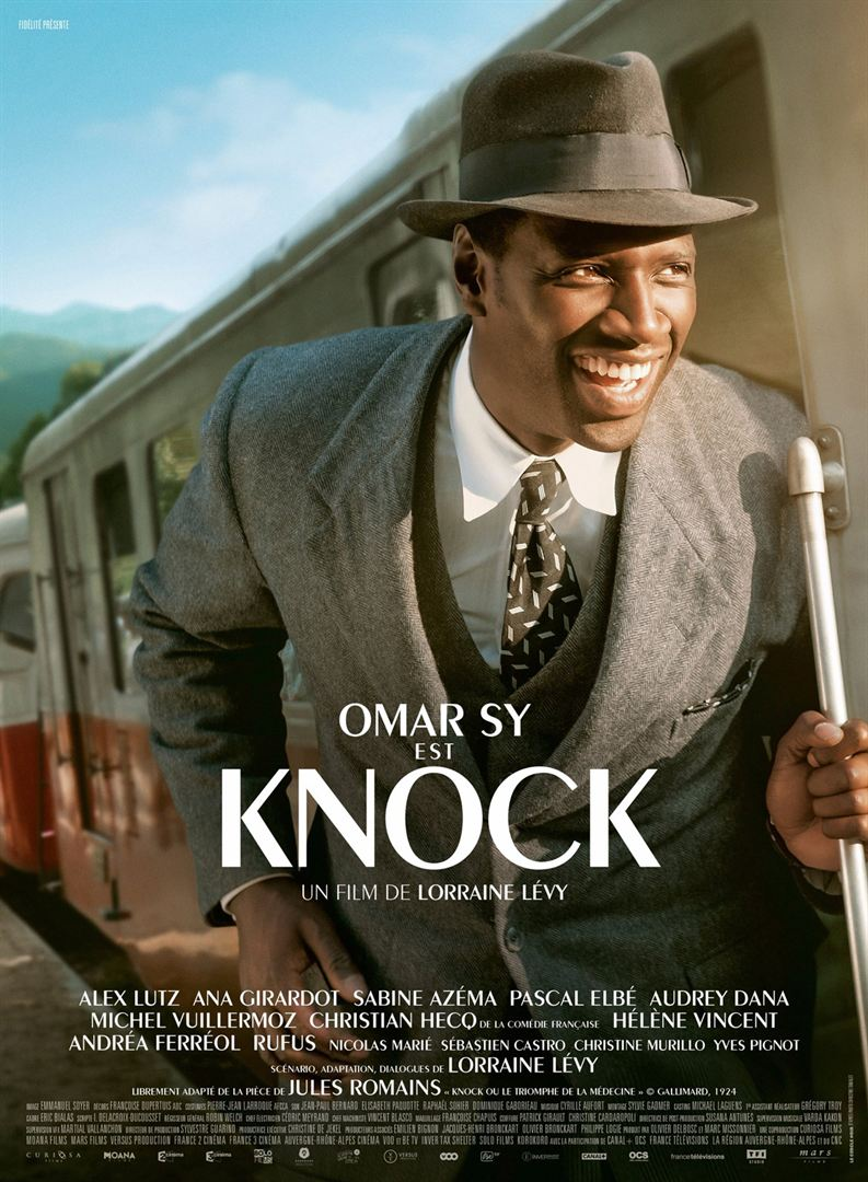 Knock à la location en dvd