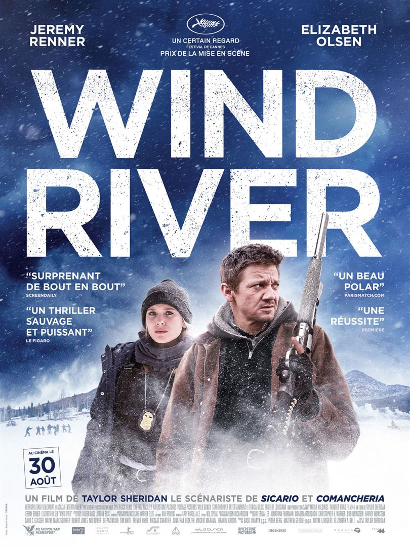 Wind river à la location en dvd