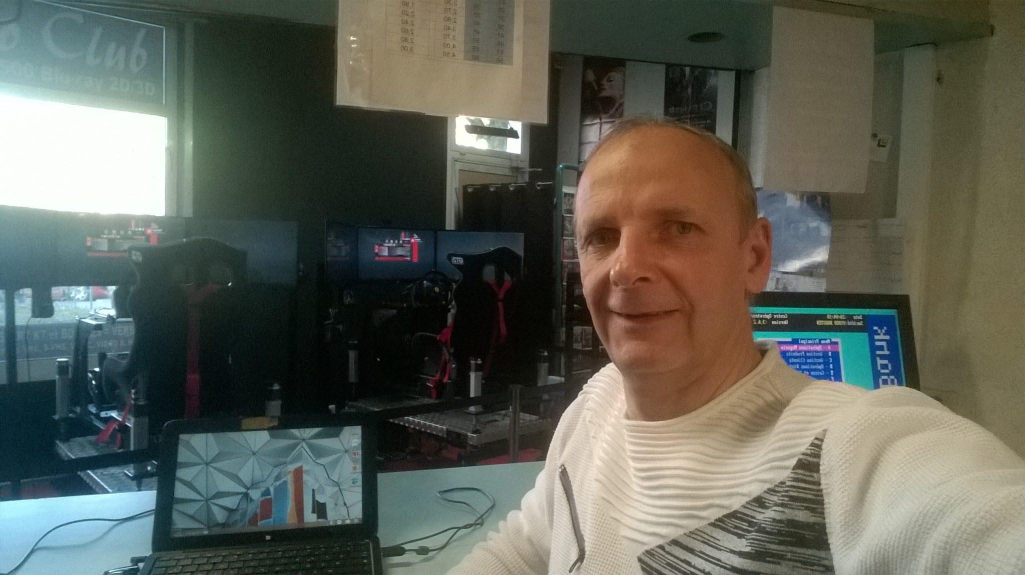 Gérant dépannage informatique La Rochelle