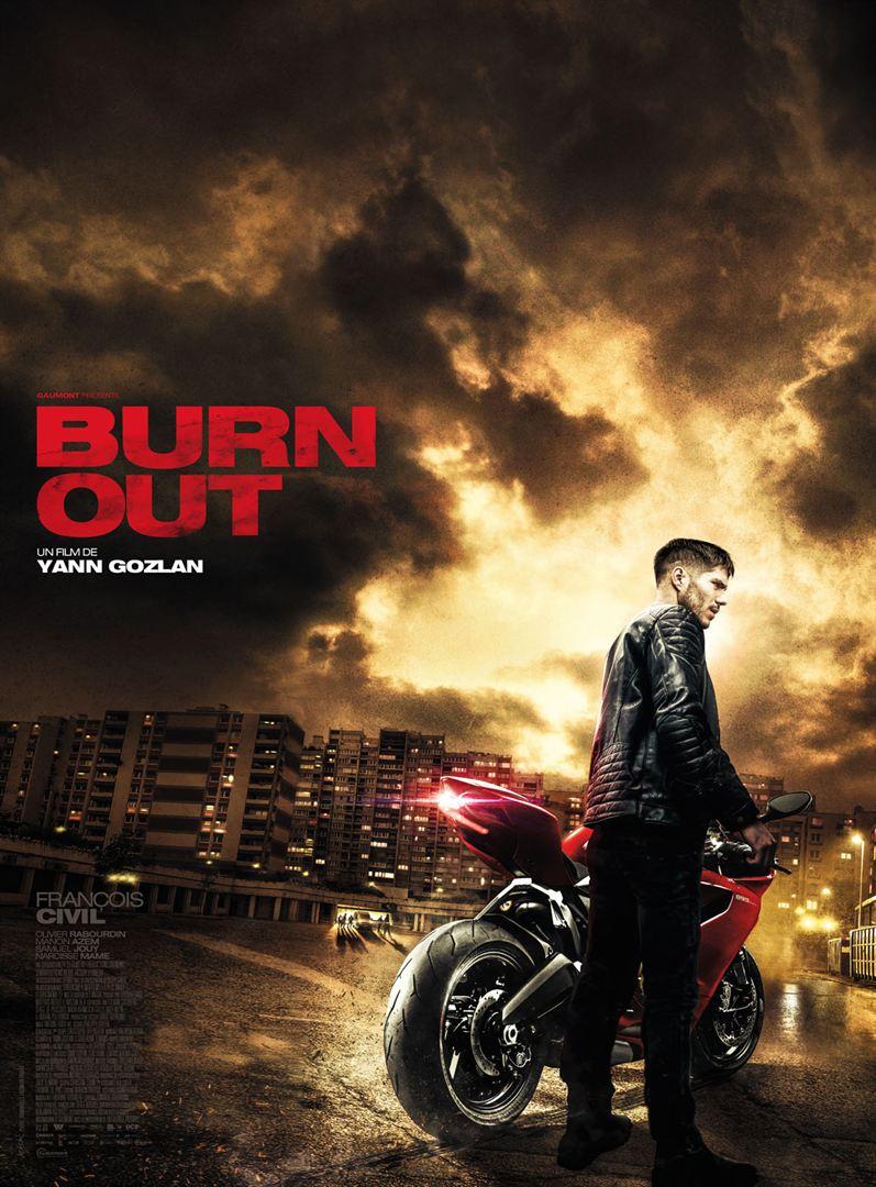 Burn out à la location en dvd