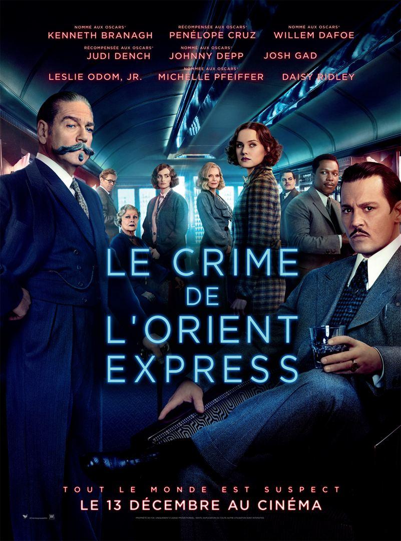 le crime de l'orient express en location dvd