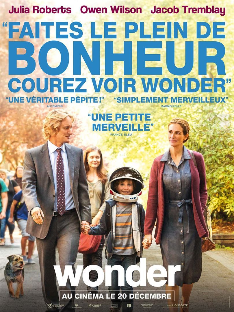 Wonder à la location en dvd