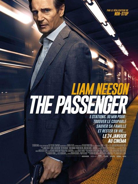 The Passenger à la location en DVD
