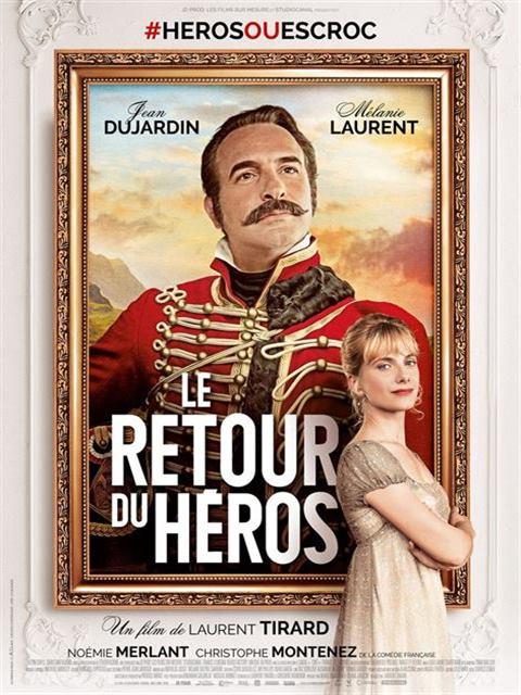 le retour du héros à la location en dvd