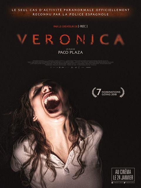 Véronica à la location en dvd