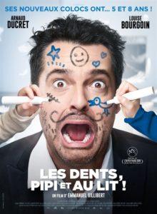 Les dents, pipi et au lit à la location en dvd