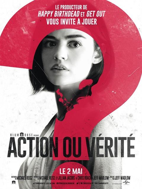Action ou vérité à la location en dvd