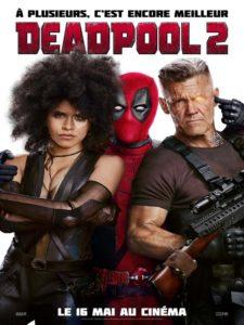 Deadpool 2 à la location en dvd