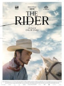 The rider à la location en dvd