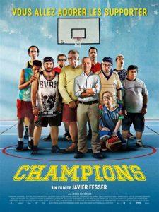 Champions à la location dvd