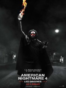 American Nightmare 4 : Les Origines à la location en dvd
