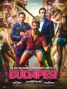 Budapest à la location dvd