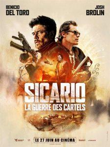 Sicario la guerre des cartels en location dvd