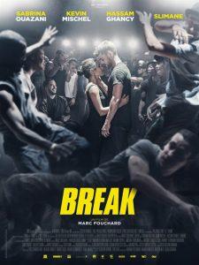 Break à la location en dvd