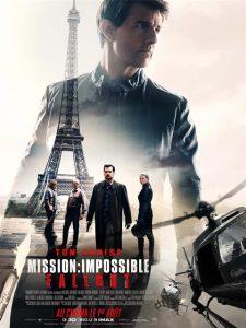 Mission Impossible Fallout à la location en dvd
