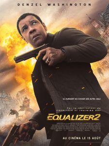 Equalizer 2 à la location en dvd