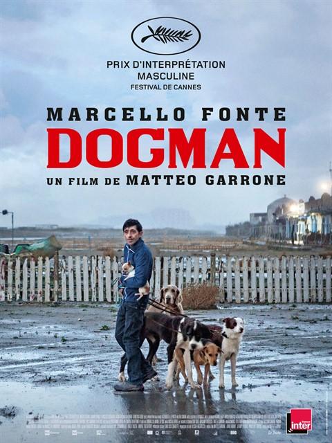 Dogman à la location en dvd
