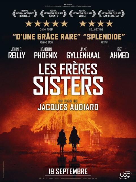 les freres sisters à la location en dvd