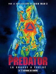 the predator à la location en dvd