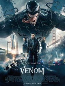 Venom à la location en dvd