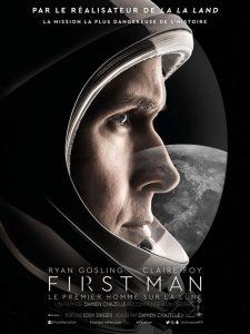 First man à la location en dvd