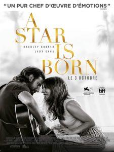 a star is born à la location en dvd