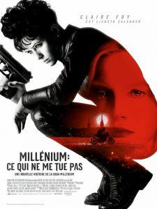 Millenium : Ce qui ne me tue pas à la location en dvd